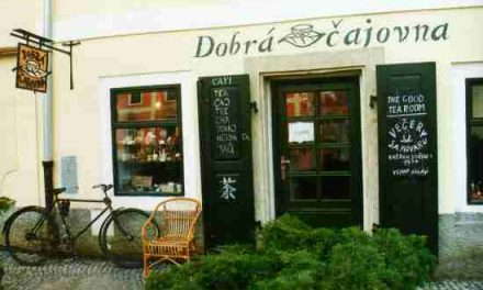 Dobrá Čajovna – The Good Tearoom