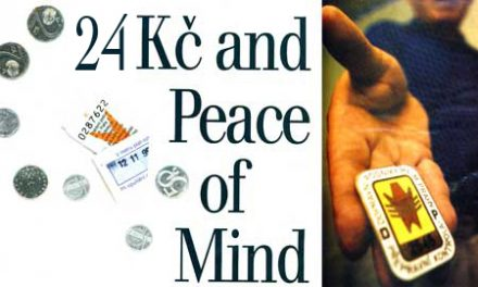 24Kč and peace of mind