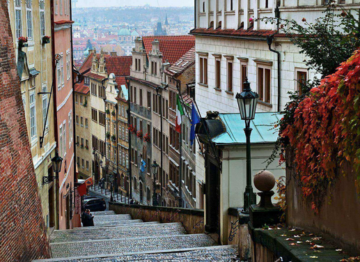 Have a Cheap Weekend in Prague