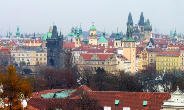 Architectural Sightseeing Highlights of Prague