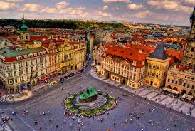 Prague – The city that everyone falls in love with