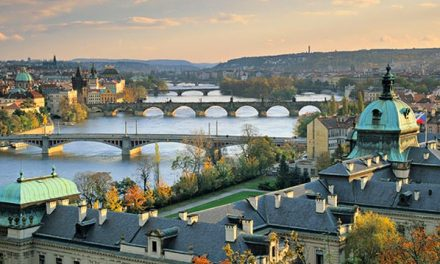 The City of Prague and Rugby