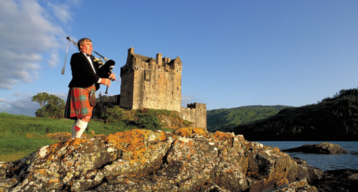 Things to do in Scotland 2015
