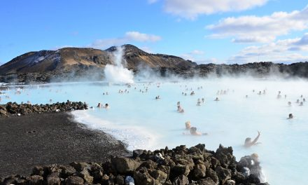 Most Romantic Place to Spend Valentine's Day? Not Venice, but Iceland!