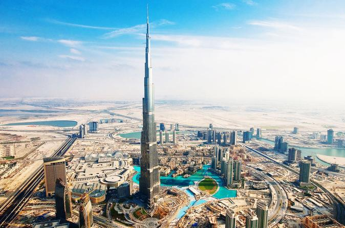 Plans for Dubai's Tallest Tower to be Built in Old Dubai