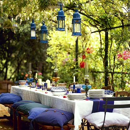 Al fresco dining experiences
