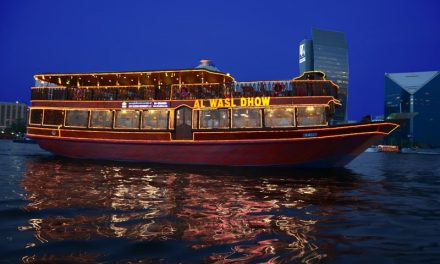 Discover The True Colors Of Dubai | The Dhow Cruise